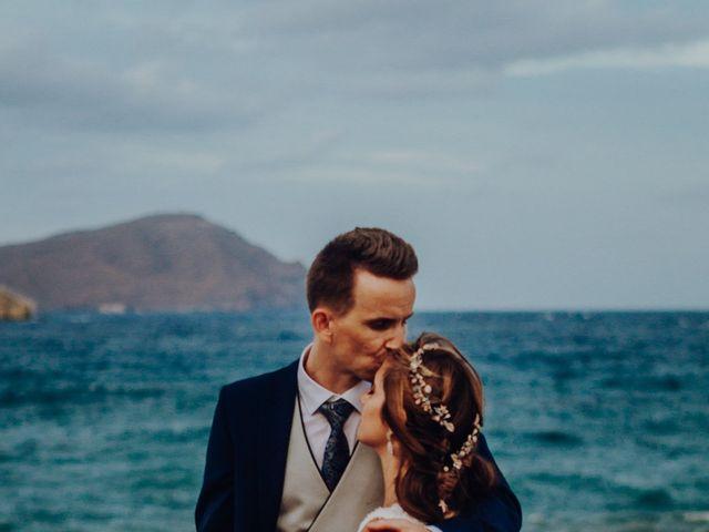 La boda de Patryk y Alba en Almería, Almería 74