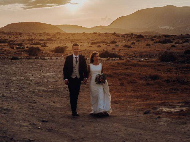 La boda de Patryk y Alba en Almería, Almería 75