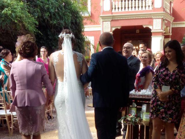 La boda de Nacho y Andrea en Valencia, Valencia 12