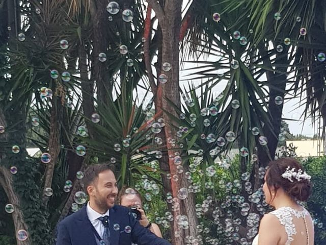 La boda de Nacho y Andrea en Valencia, Valencia 14