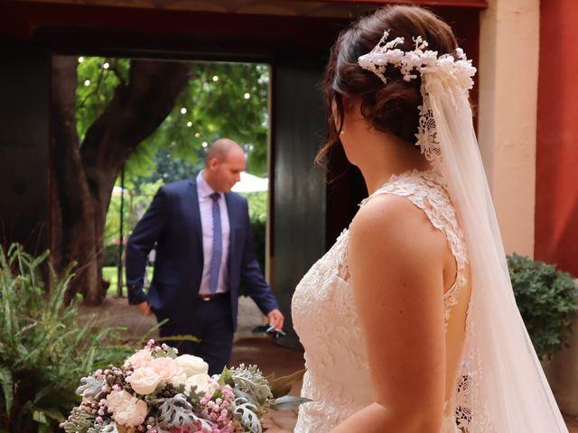 La boda de Nacho y Andrea en Valencia, Valencia 17