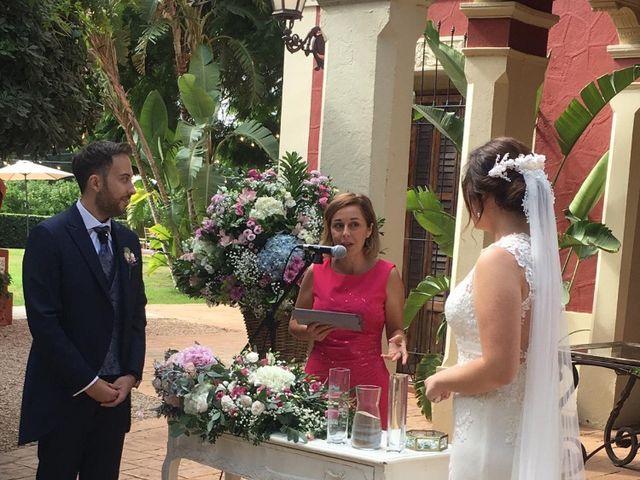 La boda de Nacho y Andrea en Valencia, Valencia 20