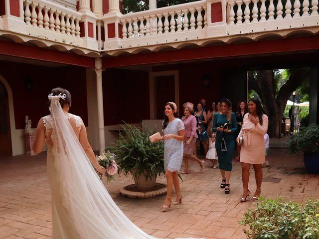 La boda de Nacho y Andrea en Valencia, Valencia 21
