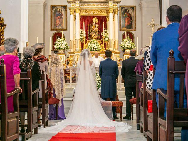 La boda de Antonio y Isabel María en Aznalcazar, Sevilla 7