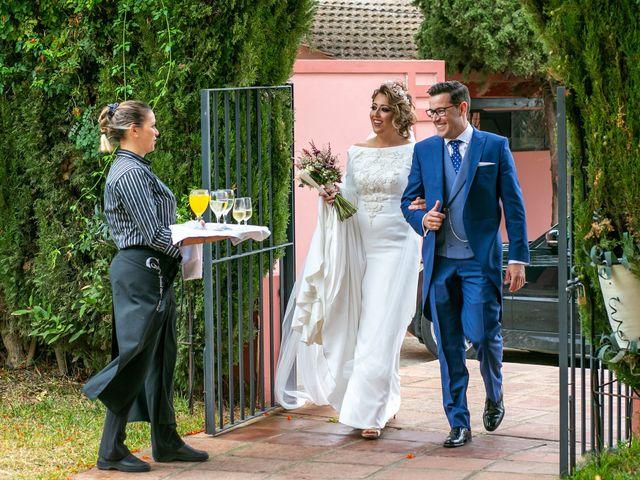 La boda de Antonio y Isabel María en Aznalcazar, Sevilla 14