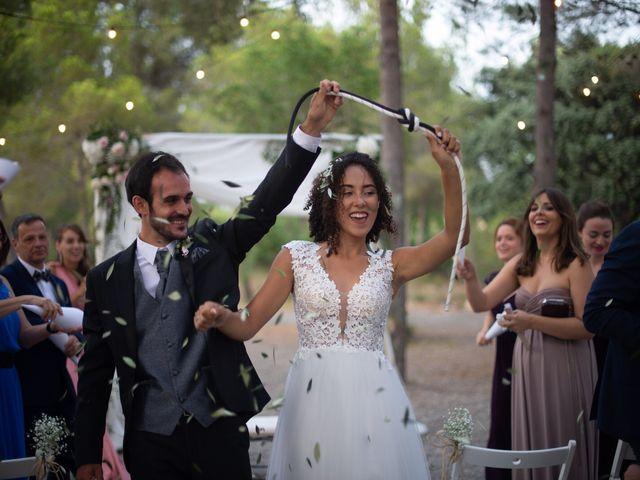 La boda de Pablo y Sabrina en Albalat Dels Tarongers, Valencia 2
