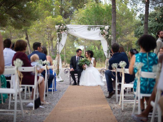 La boda de Sabrina y Pablo