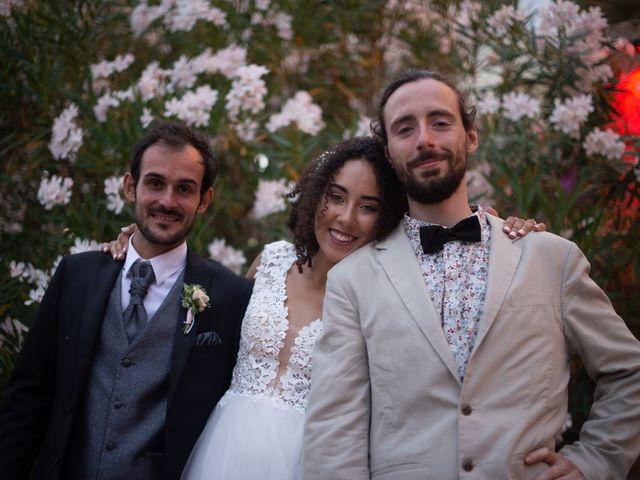 La boda de Pablo y Sabrina en Albalat Dels Tarongers, Valencia 4