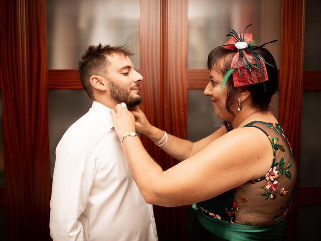 La boda de Hector y Noemi en Gijón, Asturias 2
