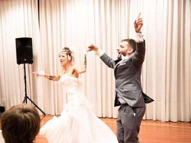 La boda de Hector y Noemi en Gijón, Asturias 89