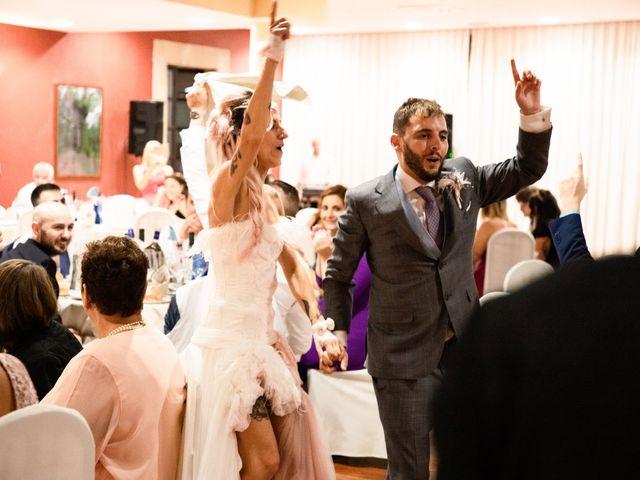 La boda de Hector y Noemi en Gijón, Asturias 90
