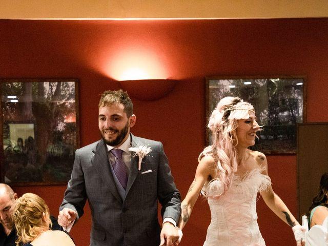 La boda de Hector y Noemi en Gijón, Asturias 91