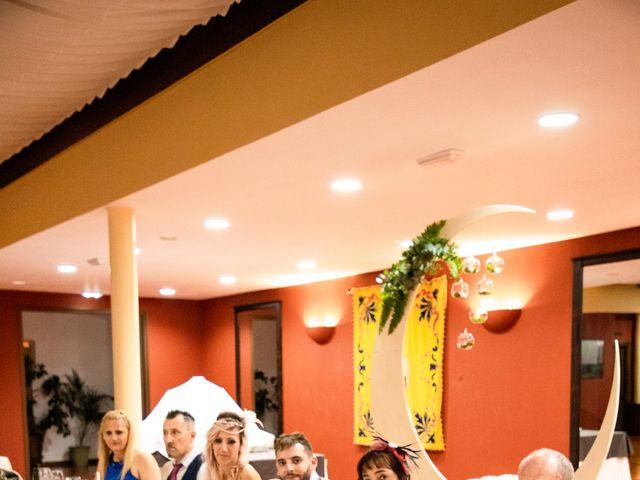 La boda de Hector y Noemi en Gijón, Asturias 93