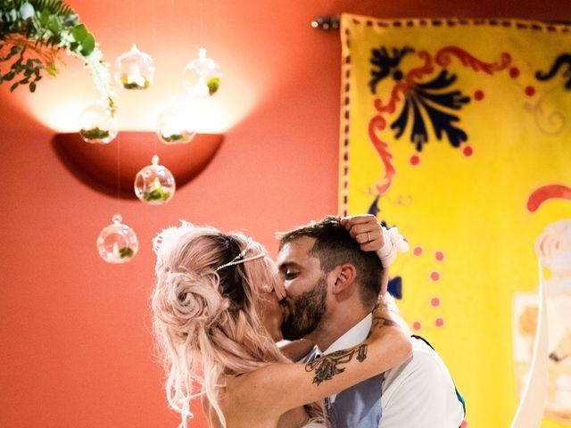 La boda de Hector y Noemi en Gijón, Asturias 98