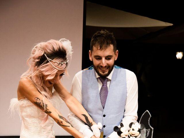 La boda de Hector y Noemi en Gijón, Asturias 99