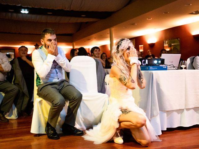 La boda de Hector y Noemi en Gijón, Asturias 101
