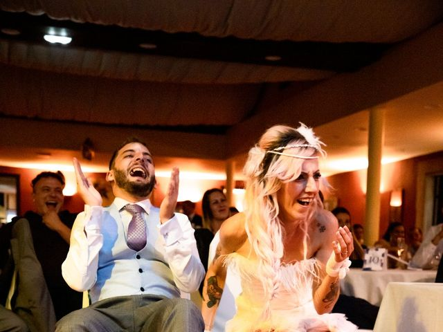 La boda de Hector y Noemi en Gijón, Asturias 102