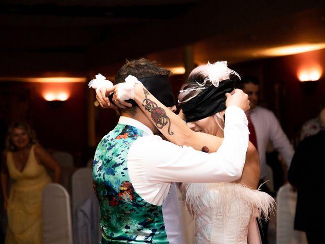 La boda de Hector y Noemi en Gijón, Asturias 106