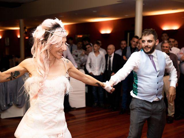 La boda de Hector y Noemi en Gijón, Asturias 107