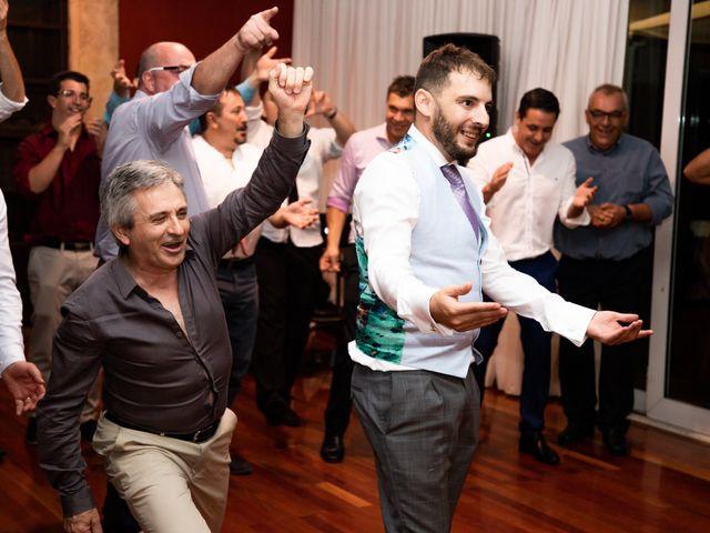 La boda de Hector y Noemi en Gijón, Asturias 110