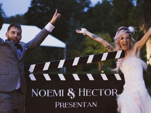 La boda de Hector y Noemi en Gijón, Asturias 114