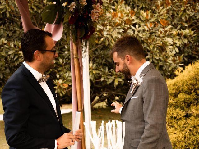 La boda de Hector y Noemi en Gijón, Asturias 32