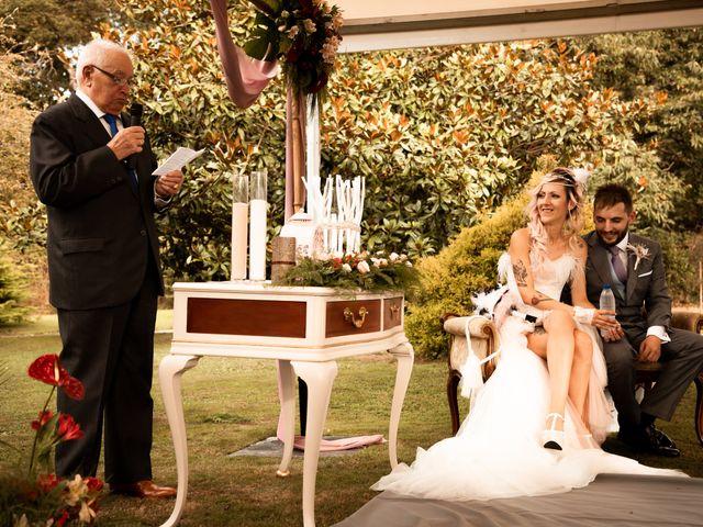 La boda de Hector y Noemi en Gijón, Asturias 49
