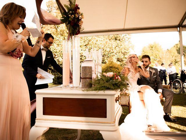 La boda de Hector y Noemi en Gijón, Asturias 52
