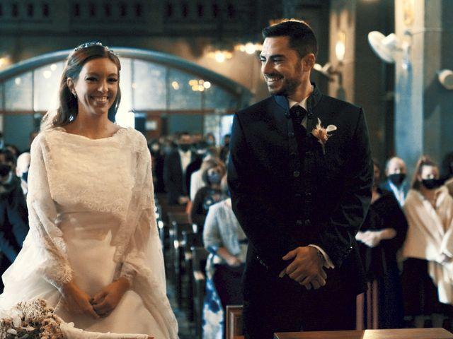 La boda de Cristopher y Mireia en Sant Cugat Del Valles, Barcelona 11