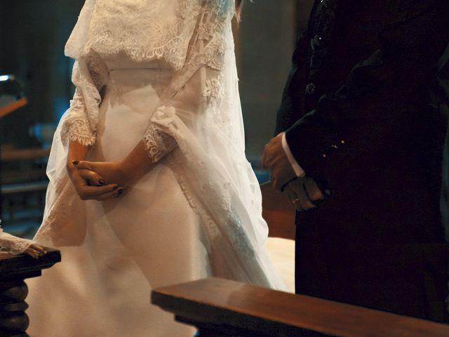 La boda de Cristopher y Mireia en Sant Cugat Del Valles, Barcelona 12