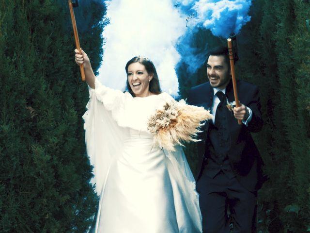 La boda de Cristopher y Mireia en Sant Cugat Del Valles, Barcelona 15