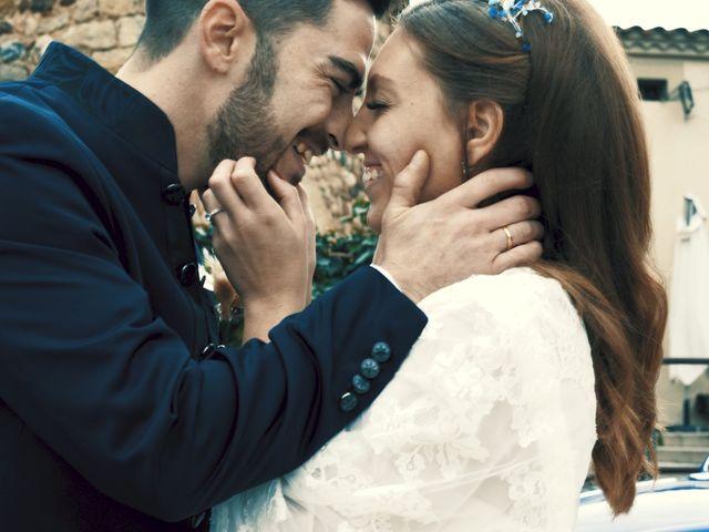 La boda de Cristopher y Mireia en Sant Cugat Del Valles, Barcelona 16