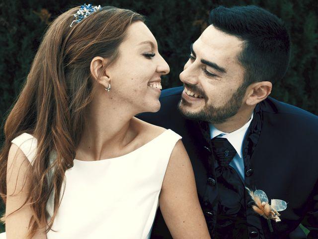 La boda de Cristopher y Mireia en Sant Cugat Del Valles, Barcelona 17