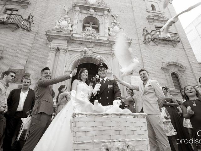 La boda de Cosimo y Rosi en Granada, Granada 2