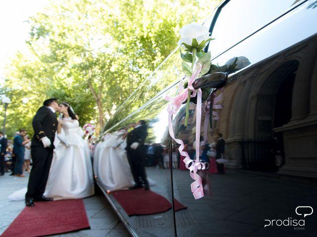 La boda de Cosimo y Rosi en Granada, Granada 3