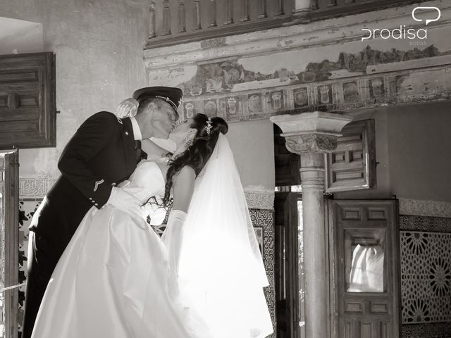 La boda de Cosimo y Rosi en Granada, Granada 4