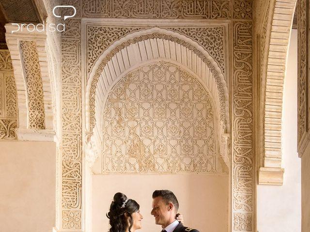 La boda de Cosimo y Rosi en Granada, Granada 6