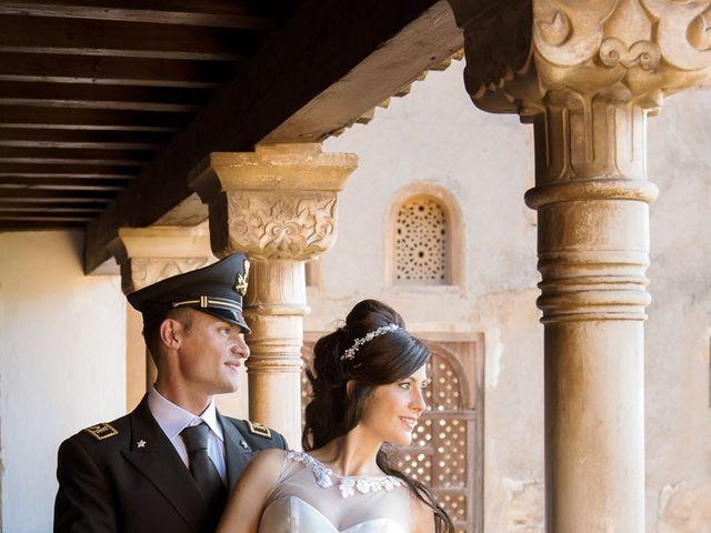 La boda de Cosimo y Rosi en Granada, Granada 7