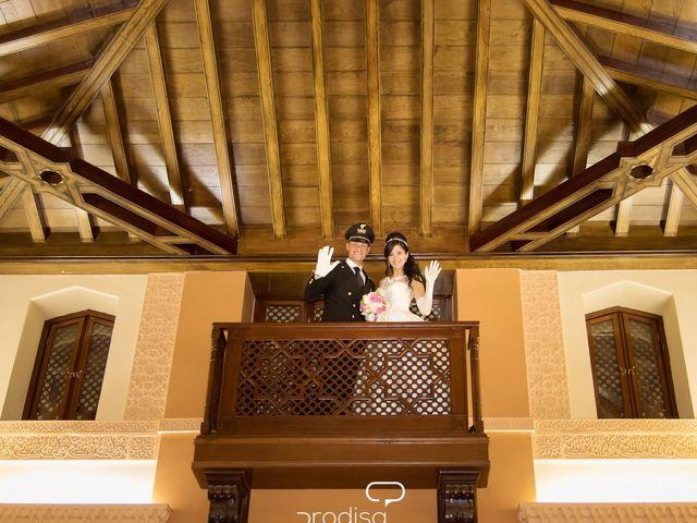 La boda de Cosimo y Rosi en Granada, Granada 10