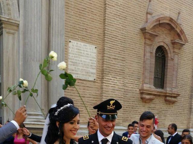 La boda de Cosimo y Rosi en Granada, Granada 15