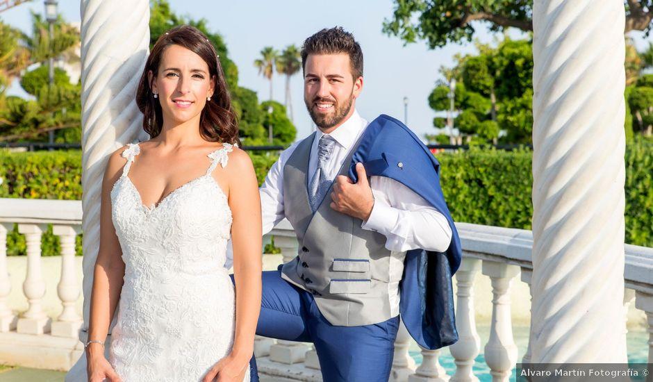 La boda de Daniel y Lidia en Málaga, Málaga