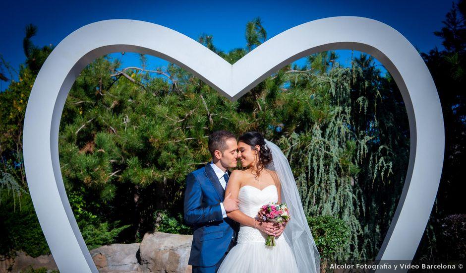 La boda de Miguel y Mar en Barcelona, Barcelona