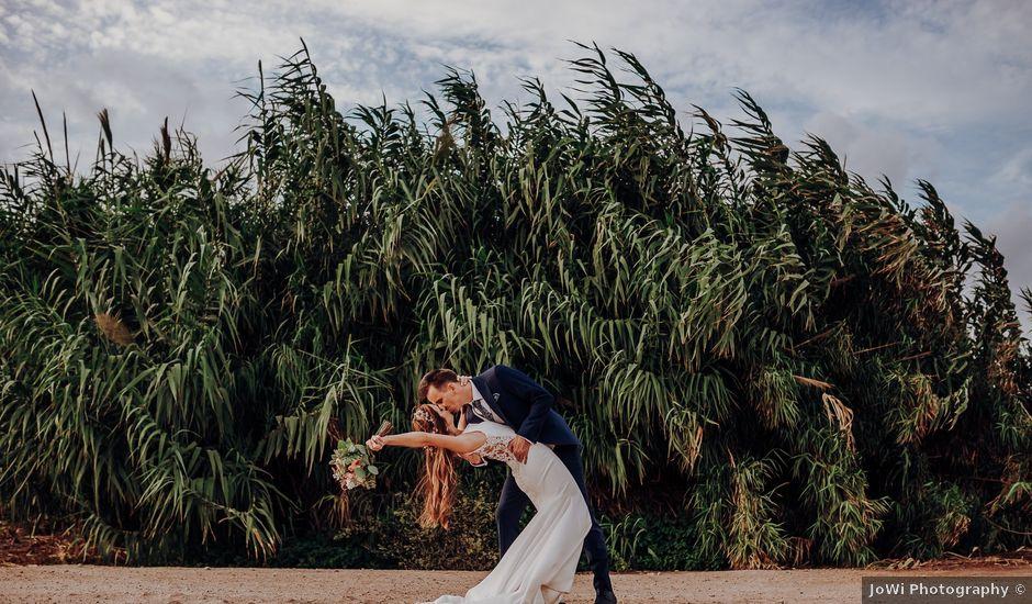 La boda de Patryk y Alba en Almería, Almería