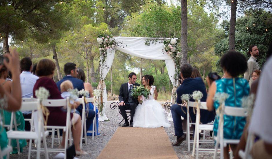 La boda de Pablo y Sabrina en Albalat Dels Tarongers, Valencia