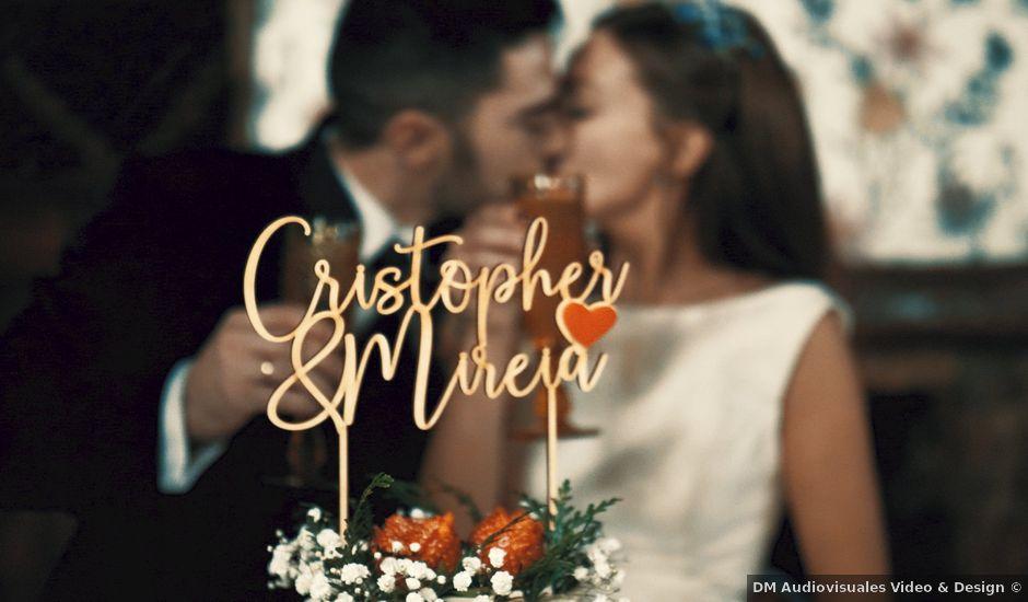 La boda de Cristopher y Mireia en Sant Cugat Del Valles, Barcelona