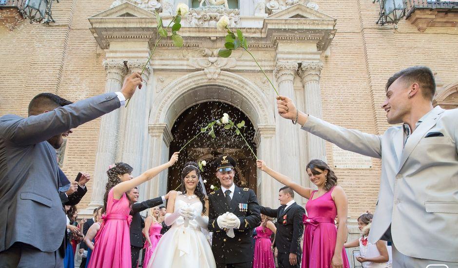 La boda de Cosimo y Rosi en Granada, Granada