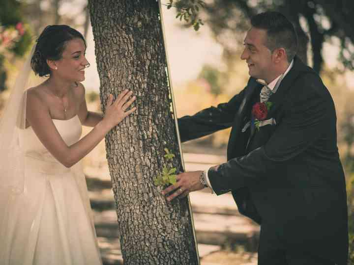 La boda de Mamen y Iván