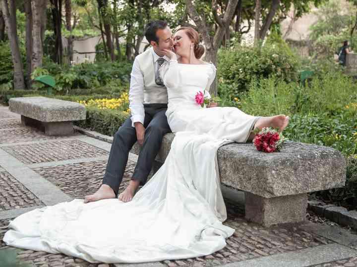 La boda de Rocío y Jose Antonio