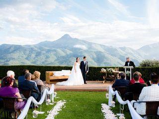 La boda de Alexandra y Marc