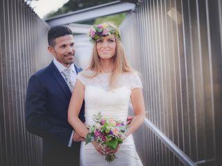 La boda de Dimana y Sergio